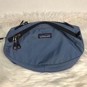 Patagonia Powder Blue Fanny Pack Crossbody Bag